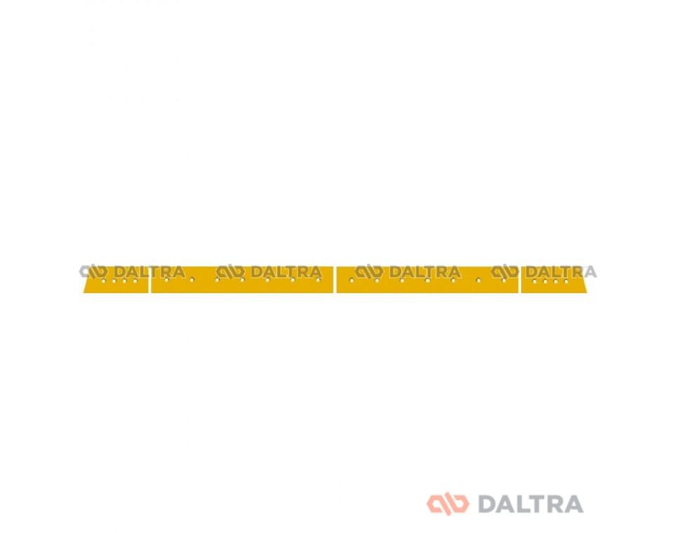 Caterpillar D6K- 6P LGP peilių komplektas (22 skylės)