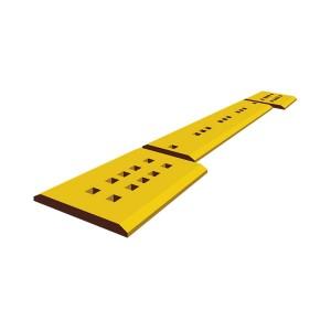 VOLVO L150 peilių komplektas 2992 mm (24 skylės)
