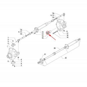 Riebokšlis 48x65x16.5