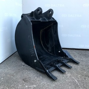 Kasimo kaušas 600 mm Komatsu CAT 428 D/E/F 444