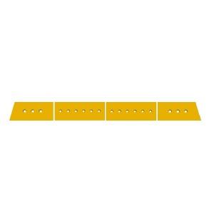 Caterpillar D4B/C- P peilių komplektas (22 skylės)